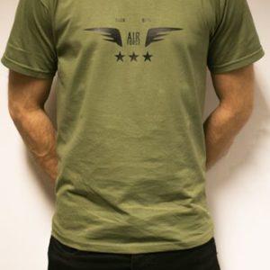 T-shirt met eigen bedrukking