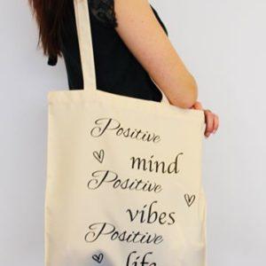 Positive mind, Positive vibes, Positive life